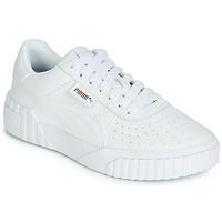 Topánky Ženy Nízke tenisky Puma CALI Biela