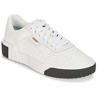 Topánky Ženy Nízke tenisky Puma CALI Biela / Čierna