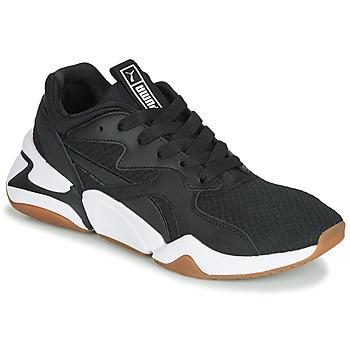 Topánky Ženy Nízke tenisky Puma WN NOVA 90'S BLOC.BL-BL Čierna