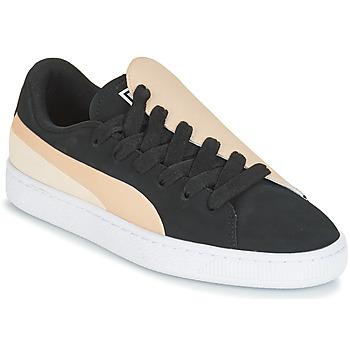 Topánky Ženy Nízke tenisky Puma WN BASKET CRUSH PARIS.SILV Čierna