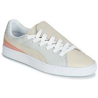 Topánky Ženy Nízke tenisky Puma WN BASKET CRUSH PARIS.GRAY Béžová