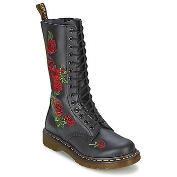 Topánky Ženy Čižmy do mesta Dr Martens VONDA Čierna