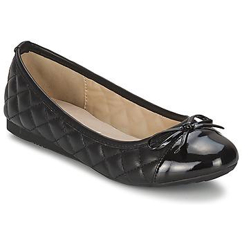 Topánky Ženy Balerínky a babies Moony Mood NIELA čierna