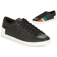 Topánky Ženy Nízke tenisky Le Coq Sportif FLAG Čierna / Viacfarebná