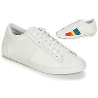 Topánky Ženy Nízke tenisky Le Coq Sportif FLAG Biela / Viacfarebná