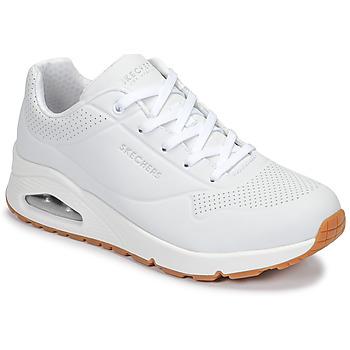Topánky Ženy Nízke tenisky Skechers UNO Biela