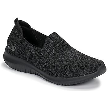 Topánky Ženy Slip-on Skechers ULTRA FLEX Čierna