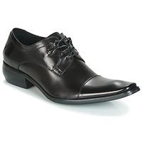 Topánky Muži Derbie Kdopa ARNOLD Čierna
