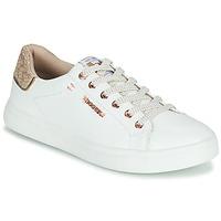 Topánky Ženy Nízke tenisky Dockers by Gerli 44MA201-594 Biela