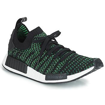 Topánky Nízke tenisky adidas Originals NMD_R1 STLT PK Čierna / Zelená