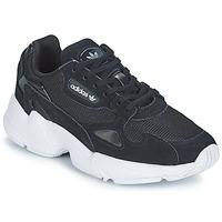 Topánky Ženy Nízke tenisky adidas Originals FALCON W Čierna