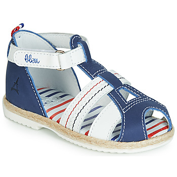 Topánky Deti Sandále GBB COCORIKOO Modrá
