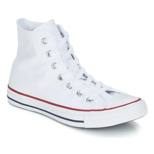 093cfb5ad1a Topánky Členkové tenisky Converse CHUCK TAYLOR ALL STAR CORE HI Biela    Optical