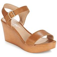 Topánky Ženy Sandále Betty London CHARLOTA Hnedá