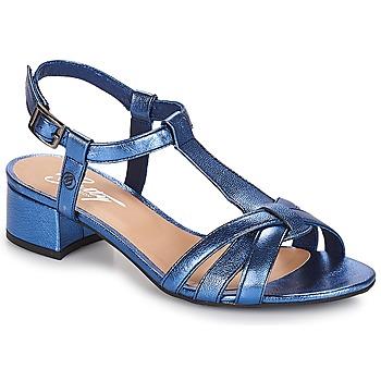 Topánky Ženy Sandále Betty London METISSA Modrá