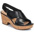 Topánky Ženy Sandále Clarks