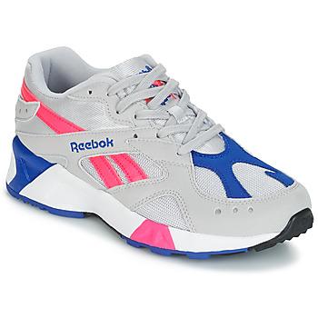Topánky Nízke tenisky Reebok Classic AZTREK Béžová / Modrá