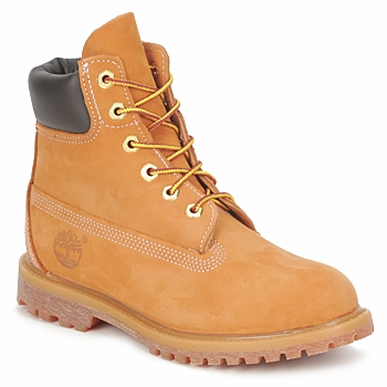 Topánky Ženy Polokozačky Timberland 6 IN PREMIUM BOOT Béžová