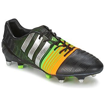 Topánky Muži Futbalové kopačky adidas Performance NITROCHARGE 1.0 SG Čierna / Žltá