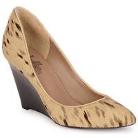 Topánky Ženy Lodičky Belle by Sigerson Morrison HAIRMIL Béžová / čierna