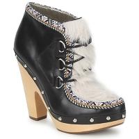 Topánky Ženy Nízke čižmy Belle by Sigerson Morrison BLACKA Béžová / čierna