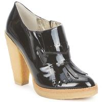 Topánky Ženy Nízke čižmy Belle by Sigerson Morrison SHEEP čierna / šedá kamenná / Krémová