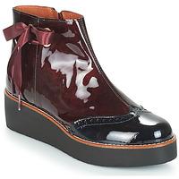 Topánky Ženy Polokozačky Fericelli JANDICI Bordová