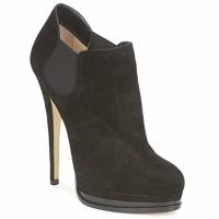 Topánky Ženy Nízke čižmy Casadei 8532G157 Čierna