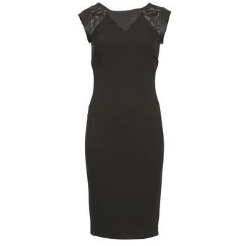 Oblečenie Ženy Krátke šaty Naf Naf EPOIS Čierna