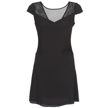 Oblečenie Ženy Krátke šaty Naf Naf KLAK Čierna