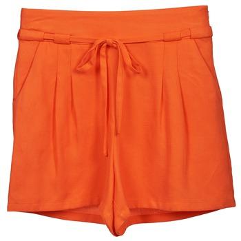 Oblečenie Ženy Šortky a bermudy Naf Naf KUIPI Oranžová