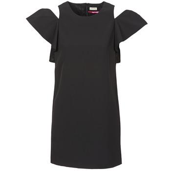 Oblečenie Ženy Krátke šaty Naf Naf X-KARLI Čierna