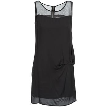 Oblečenie Ženy Krátke šaty Naf Naf X-LAMO Čierna