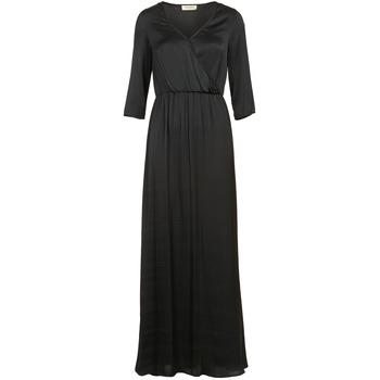 Oblečenie Ženy Dlhé šaty Naf Naf X-MAYOU Čierna