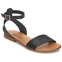 Topánky Ženy Sandále Betty London CRAROLA čierna