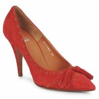 Topánky Ženy Lodičky Michel Perry CAMOSCIO Červená rubínová