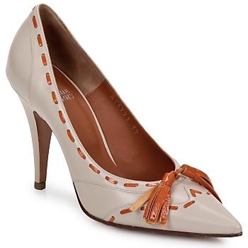 Topánky Ženy Lodičky Michel Perry CAMOSCIO Piesková
