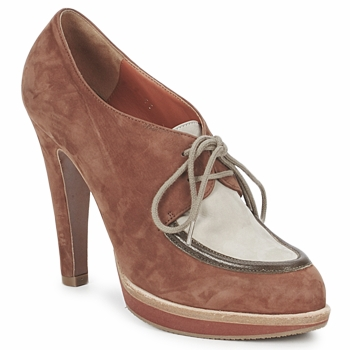 Topánky Ženy Nízke čižmy Michel Perry SADDLE Madras-saddle