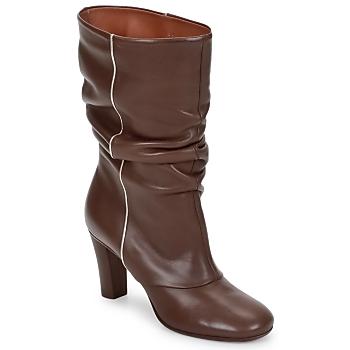 Topánky Ženy Čižmičky Michel Perry SAHARA Kaki
