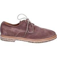 Topánky Ženy Richelieu Moma BT145 Fialový