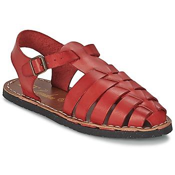 Topánky Ženy Sandále Betty London EKINO červená