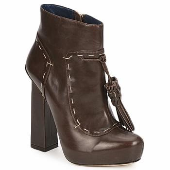 Topánky Ženy Čižmičky Pollini PA2405 Timoro
