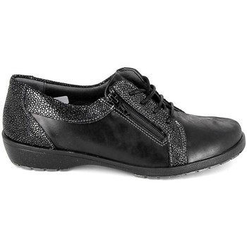 Topánky Ženy Derbie Boissy Derby 80069 Noir Čierna