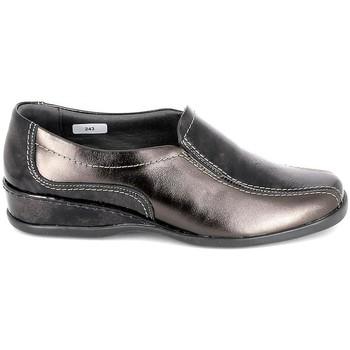 Topánky Ženy Balerínky a babies Boissy Sneaker 4007 Marron Hnedá