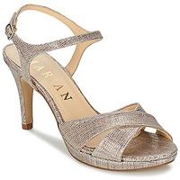 Topánky Ženy Sandále Marian DORY Strieborná