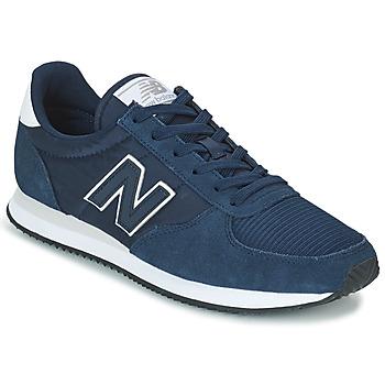 2b9f1a91cafa Topánky Nízke tenisky New Balance U220 Modrá