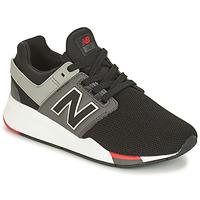 Topánky Chlapci Nízke tenisky New Balance GS247 Čierna