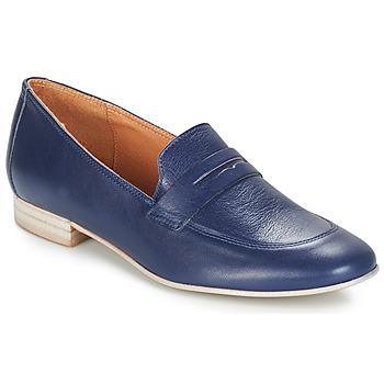 Topánky Ženy Mokasíny Karston JOCEL Modrá