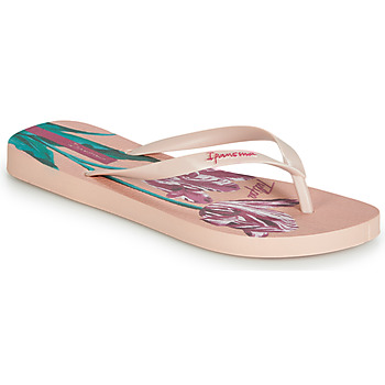Topánky Ženy Žabky Ipanema BOTANICALS Ružová