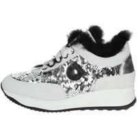 Topánky Ženy Nízke tenisky Agile By Ruco Line G-1304 Ice grey